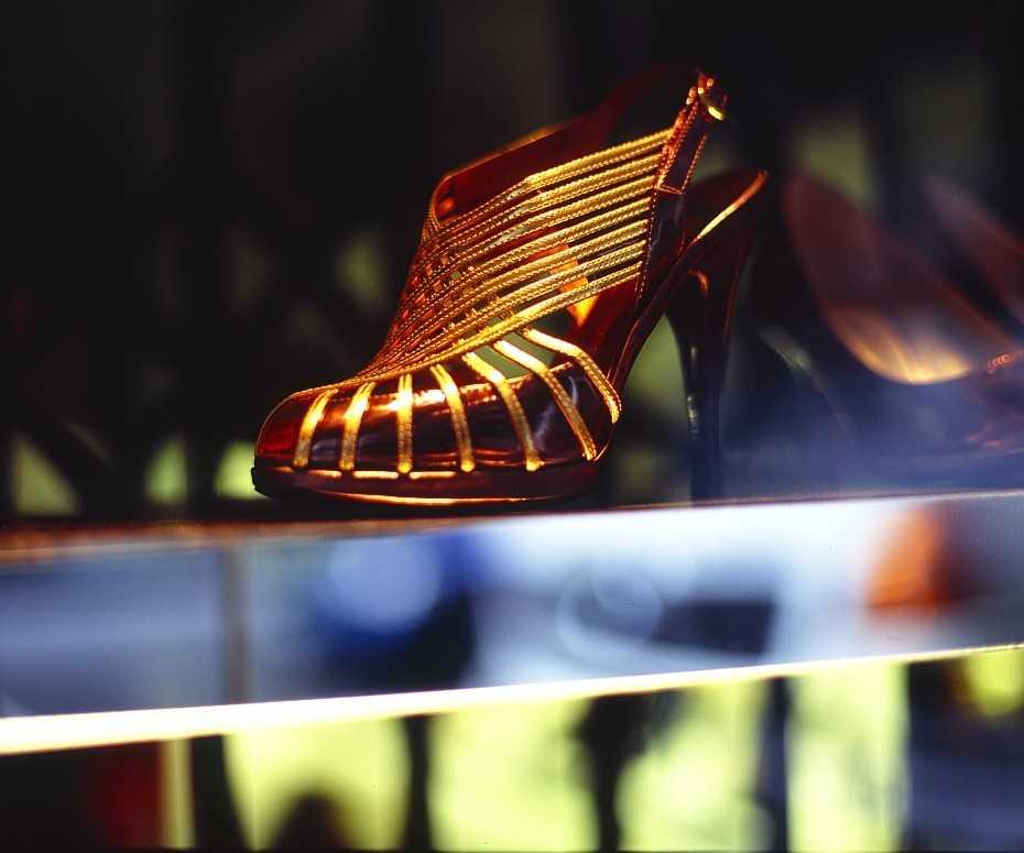 Foto scarpe in Russia